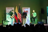 Universidad del Valle participa en el Blues & Folk Festival 2016