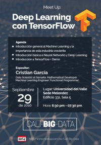 Charla sobre Deep Learning: el Futuro de la Inteligencia Artificial