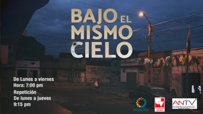 Serie documental 'Bajo el mismo cielo' nominada a los Premios India Catalina